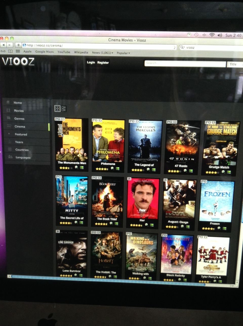 Go to  http://viooz.co/cenima  Search up any movie as easy as that.  give a like if you found this helpful :)