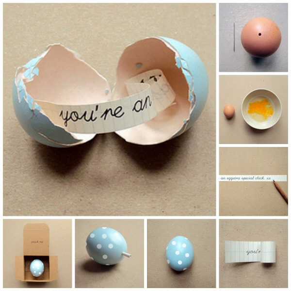 🐣🐣🐣🐣🐣🐣🐣🐣🐣🐣🐣🐣 This would be a great idea for a loved one of friend! You could write a special note or something funny!