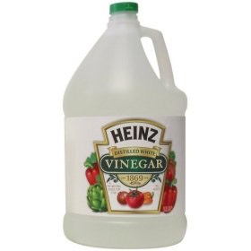 Use vinegar  acidify the scalp and cleanse away oils and impurities. Shampoo and rinse with 1 cup vinegar mixed with 1 quart of water. Do this 3- 4 times a week for best results. Be sure you rinse well though because it will stink!