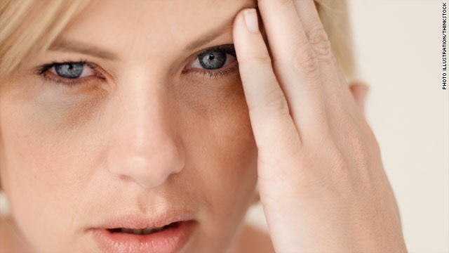 Put cucumber slices or potato slices under your eyes for 5-10 minutes and the circles should be significantly smaller.