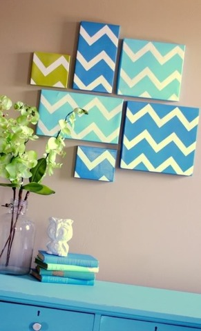 Can you say adorable!?  Need: old Shoe box& paint