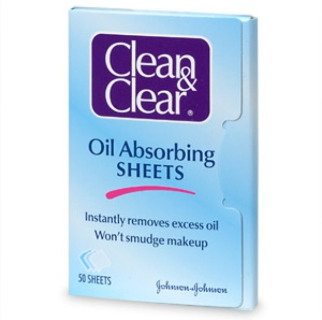 7th Thing: Blotting sheets! Blotting sheets absorb all oil that is on your face. These are amazing I highly recommend these!!