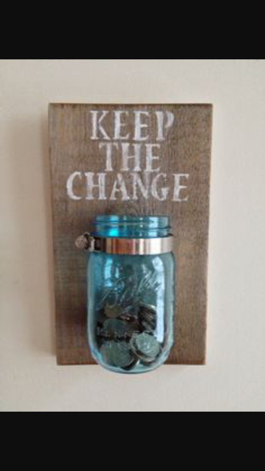 for all your lose change