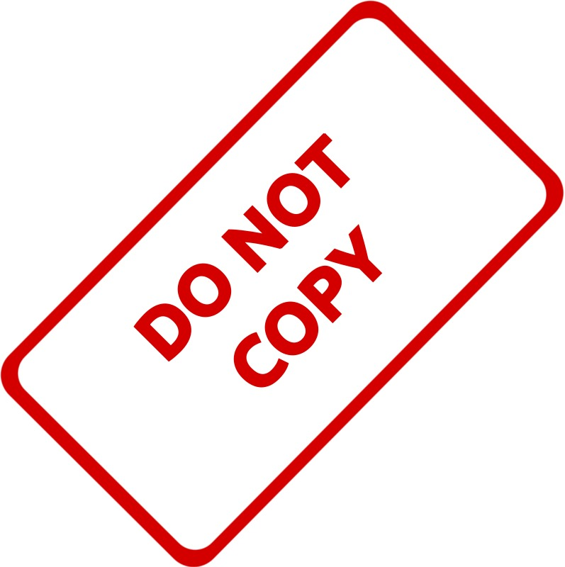 Don't copy tips! People get so annoyed. If you see a tip that inspires you don't use the same wording, pictures, or videos. Make it different.