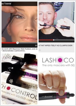 Amazing support from the makeup artist community! Thanks!!