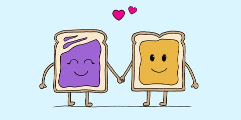 How to know if your special human is the PB to your J.