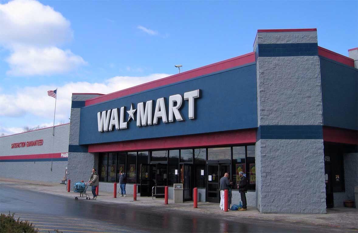 Walmart in America sells them