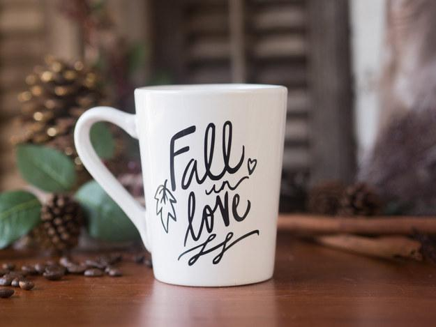 21. And the perfect mug to drink your cider from.  https://www.etsy.com/listing/249225608/fall-in-love-ceramic-coffee-mug-coffee?source=aw&utm_source=affiliate_window&utm_medium=affiliate&utm_campaign=us_location_buyer&utm_content=181013