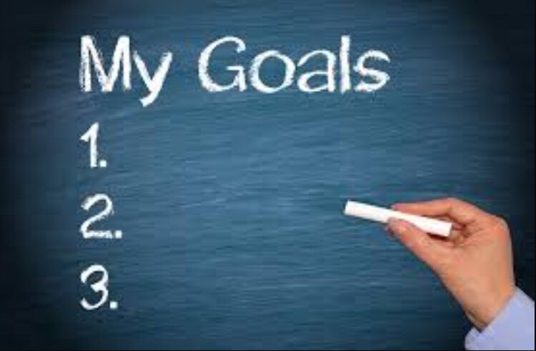 Goals - Realize your goals, write them down and do everything you can to accomplish them. You won't go anywhere in life without dedication and consistency.
