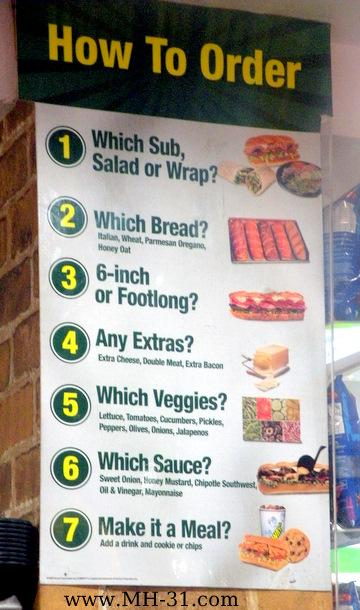 subway business plan