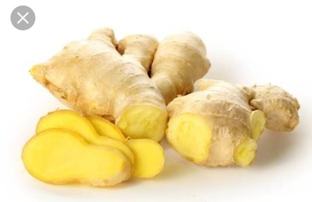 Than pieces of ginger
