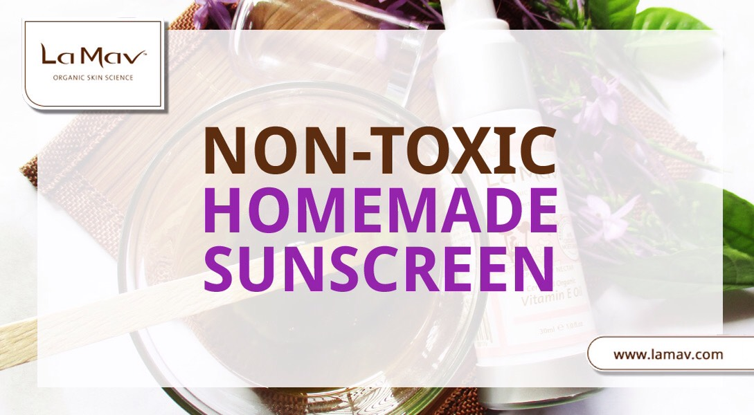 8NATURAL HOMEMADESUNSCREEN |Do you know that most over the counter sunscreen can do more harm to our bodies than the sun itself? Chemicals like oxybenzone, octocrylene + retinyl palmitateare suspected to be strong endocrine disruptors, meaning they alter the way your hormones function. Not cool.
