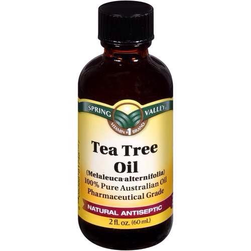 Add three drops of tea tree oil to the mix