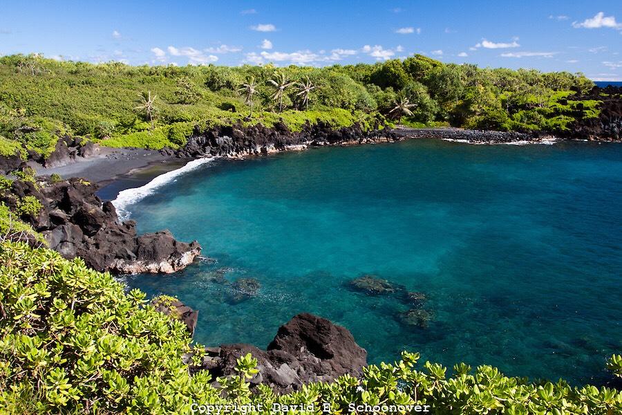 6. Honokalani beach, Maui, Hawaii