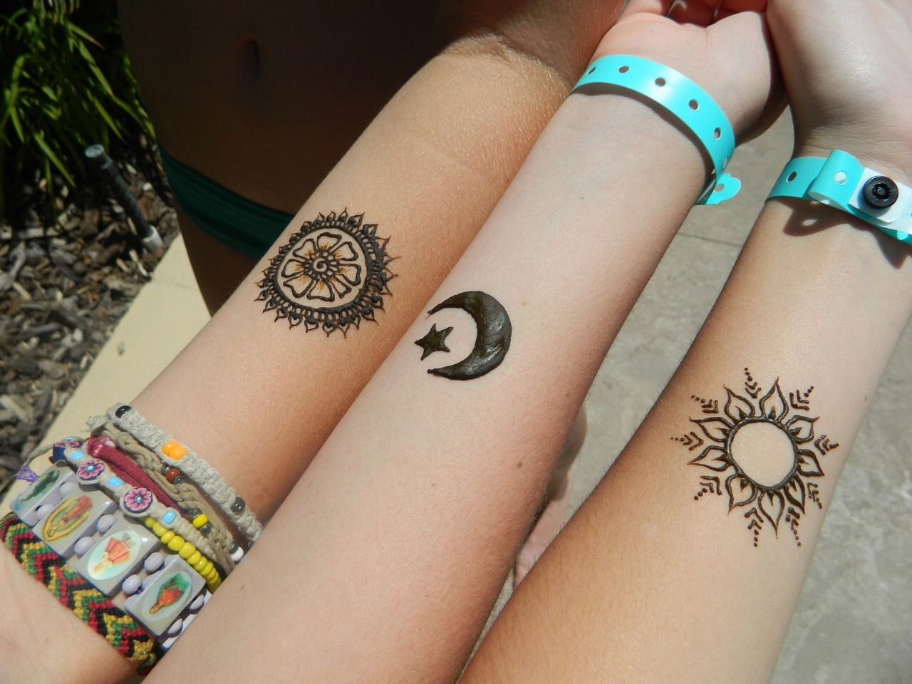 Different Boho Tattoos By Bohemian Central Musely