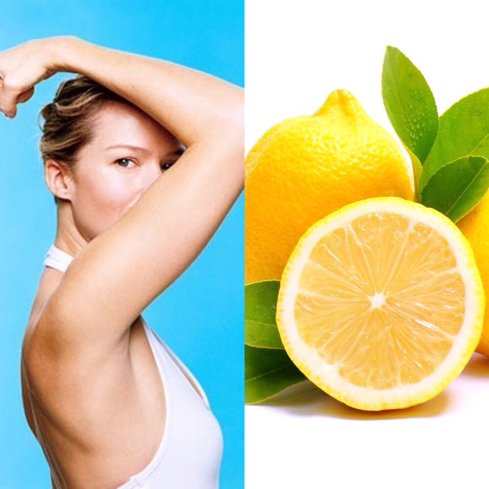 If you have dark underarm and you want to lighten them, you simply just rub lemon on your underarm. And when removing your hair avoid shaving it off. It will just make the hair follicle thicker. Instead try plucking or waxing. Just remember, your underarm skin is very sensitive.