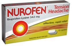 Headache tablets