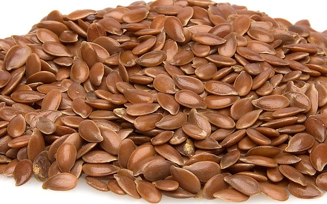 Add some flax seed to your cereal or oatmeal, its an amazing sours of protein and decreases your appetite!