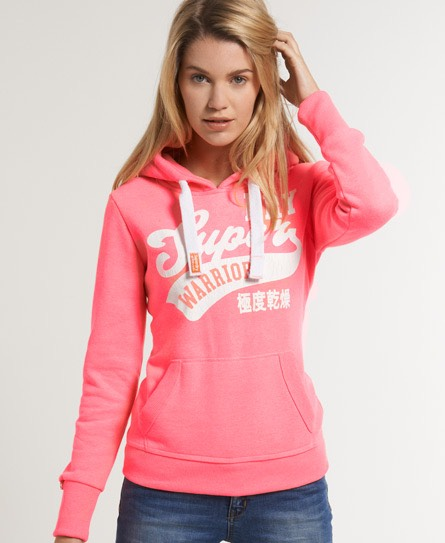 One or two comfy hoodies. (In winter)
