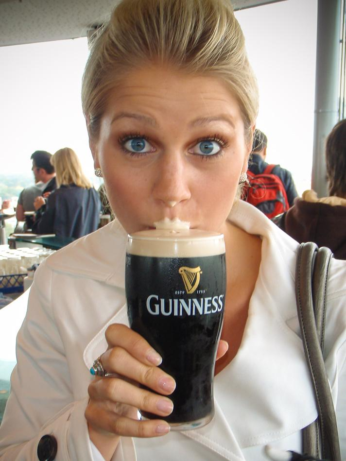 Ireland: Ireland may not be known for great weather, but the Emerald Isle is a place of happiness and beer. Cozy up in a local pub, catch a football game or head out to the countryside for an incredible Irish experience.