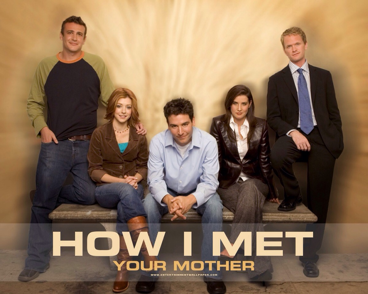 How I met your mother is a great comedy! Very funny and also a lot of seasons so it's great to get hooked on