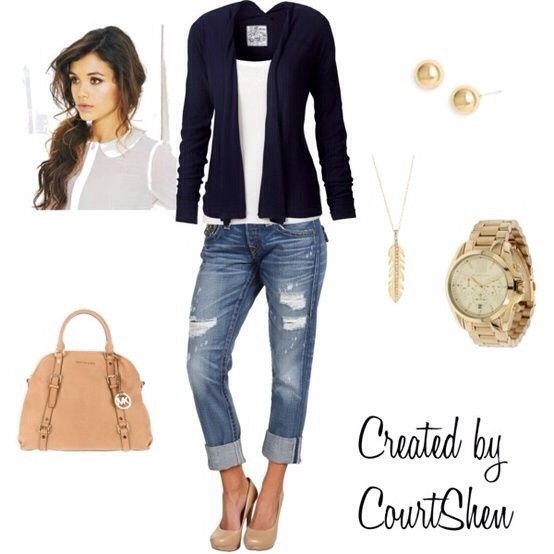 Movie date outfit so your still looking hot but not over done ;)