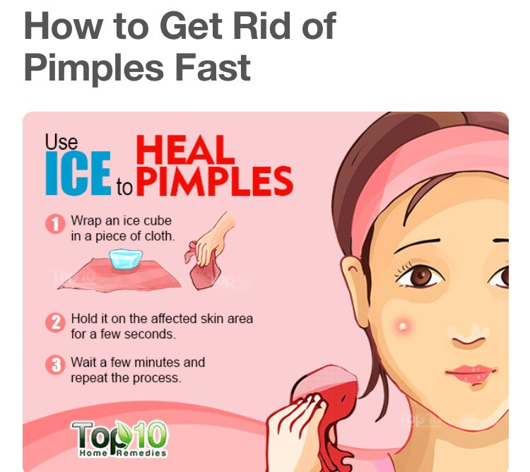 Tip on what your pimples mean,andhow to dimolish them quickly