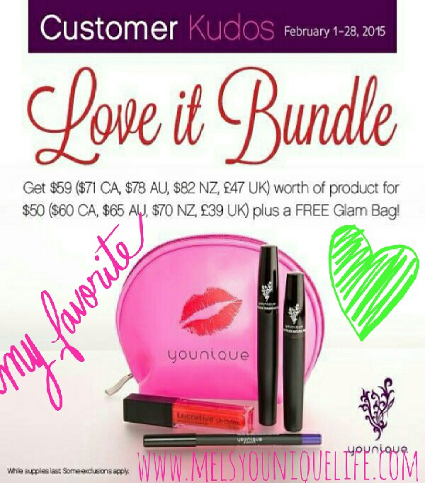 Get your 'love it Bundle' at www.melsyouniquelife.com. ..