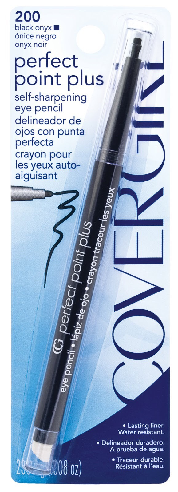 next apply some covergirl eyeliner either on your lower and upper waterline or above your upper eyelashes and beneath your lower eyelashes💋
