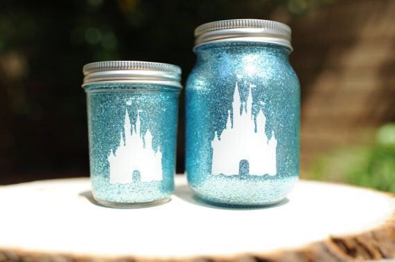 I love Cinderella and these would be adorable for a young girls room