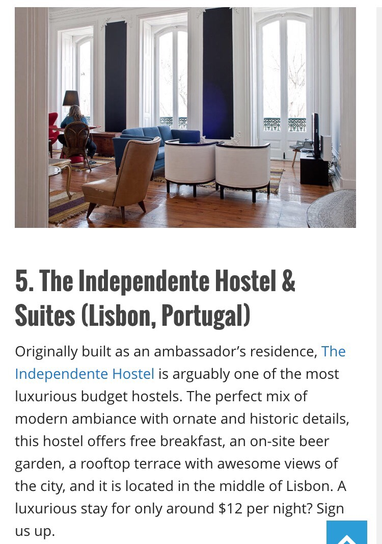 8 Beautiful European Hostels For Under $25 Per Night by ... - photo#16