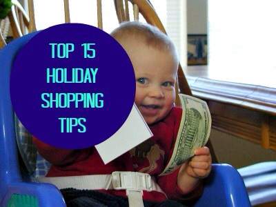 One drawback is that I don't love shopping any time of the year … holidays included. I know I can't be the only one, so I collected my top 15 holiday shopping tips. Follow these, and stay sane, my friends! If these don't work, then pour yourself a glass of mulled wine and sit quietly by the fire.