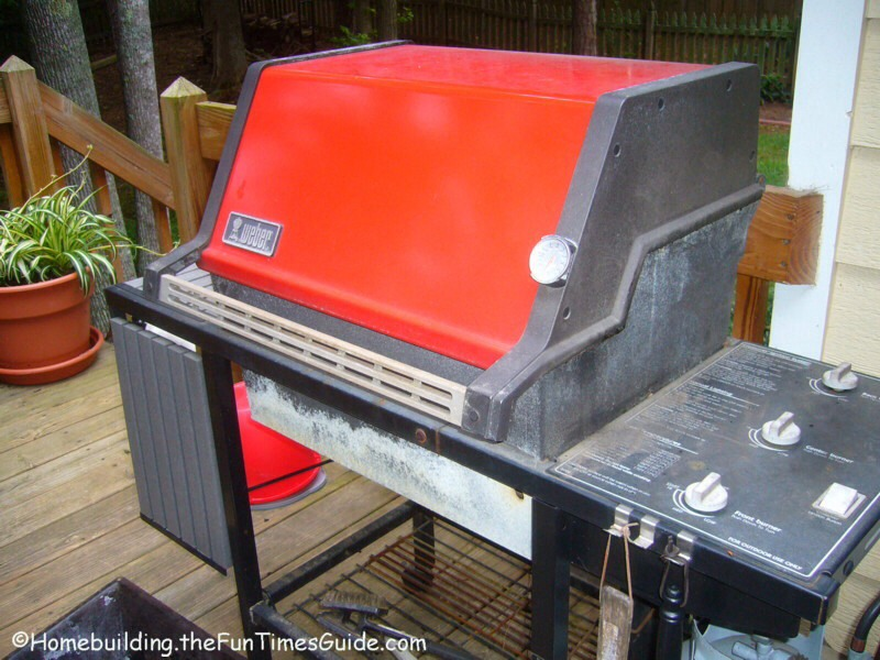 Use an old sheet tray and place tray of bacon inside your outdoor grill and cook as you would in your oven but keep the smell outside! For more Professional food tips and recipes follow me Chef Julia
