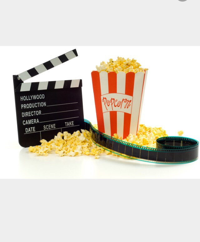 After washing of the facial pop your popcorn and get ready for a movie. Pop open  your favorite movie