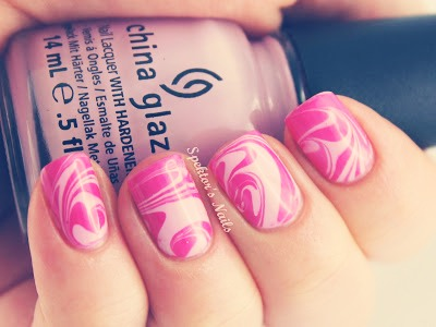 paint your nails in any desired colour