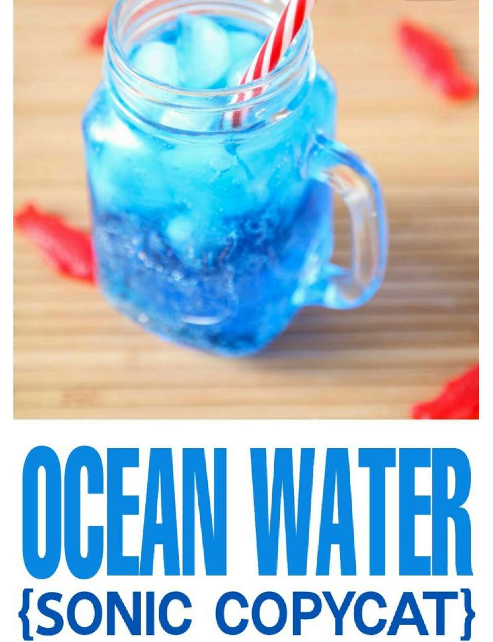 learn how to make this delicious drink 😍💙🌊