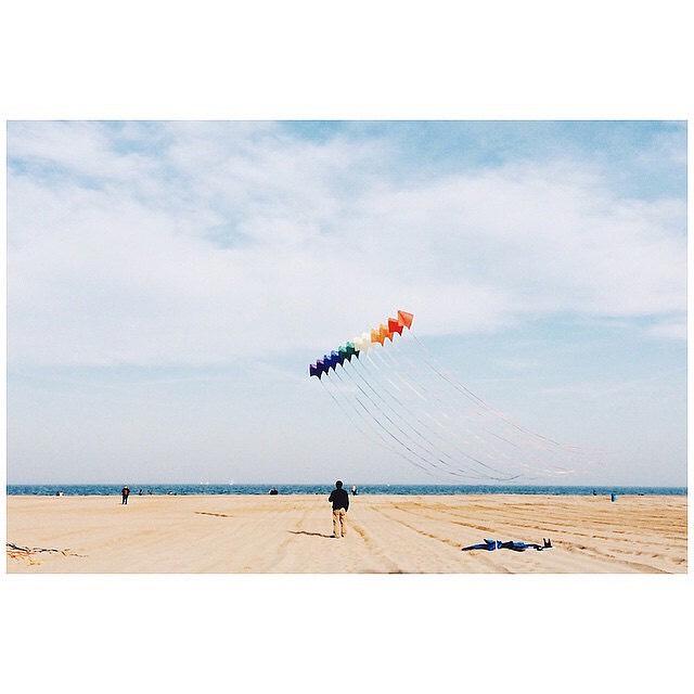 25. Fly a kite