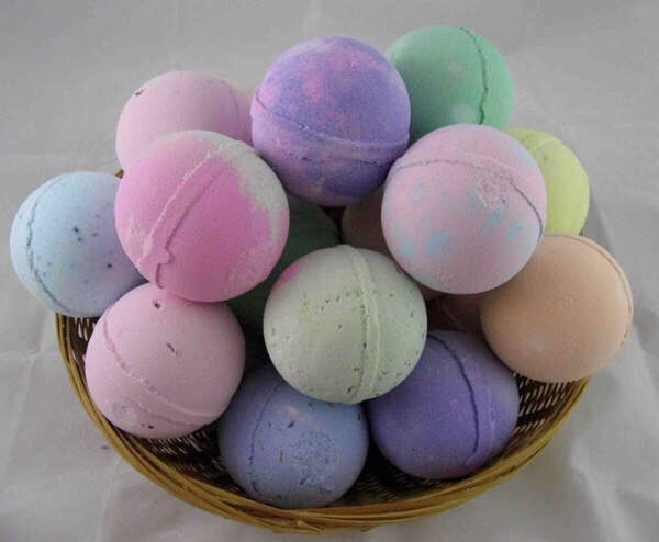 After you have done all these steps, have fun and use it! Its such a easy way to make a bath bomb and saves you money!