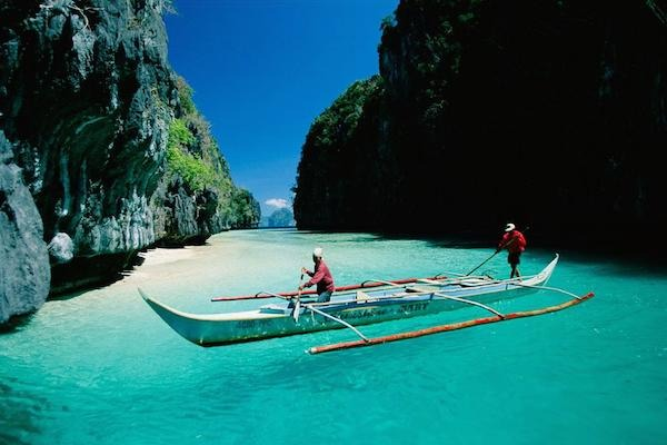 """El Nido Aklan it is the Best Beach and Island destination in the Philippines for its """"extraordinary natural splendor and ecosystem."""""""