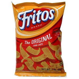 Frito feet is the name of the phenomenon      in which the bacteria on a dog's paws           cause them to smell like corn                           chips.🐶