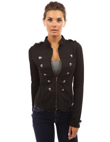 I have always LOVED military jackets and they are where the flavor isthis Fall/Winter so get yourself one ASAP.