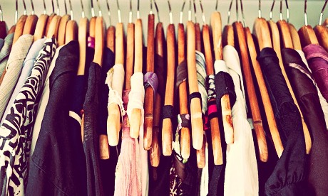 Sell old clothes!  Has something been in your wardrobe for years with labels on doing nothing?  SELL SELL SELL!  eBay is fantastic for selling old clothes, some you wouldn't even think you could sell!  Some textile recycling companies offer money per kilo for clothes so do some research!