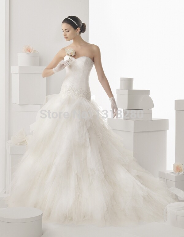 Musely for Beautiful puffy wedding dresses