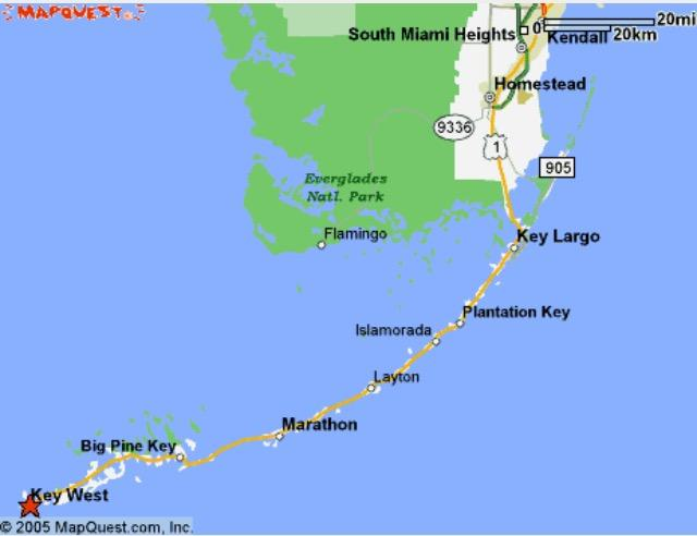 Start in Key Largo, Florida and literally drive the whole way over open ocean. Arrive in Key West only after your breath is taken away by the mesmerizing views.