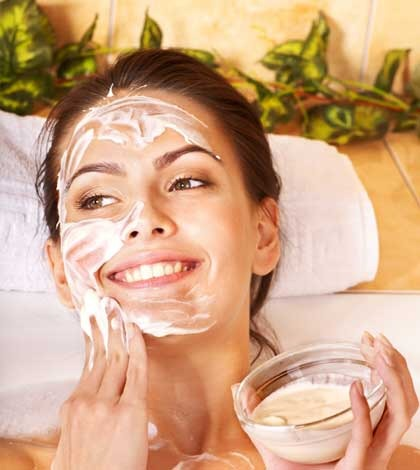 Make a paste of Gram Flour and lemon juice and massage your face with that paste for 2 minutes. After you're done massaging leave it like a face pack for 10 minutes and then rinse it off. Your skin will lighten upto 2 shades 😊