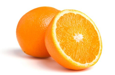 eat an orange before a workout can keep you hydrated and prevents your muscles from becoming sore