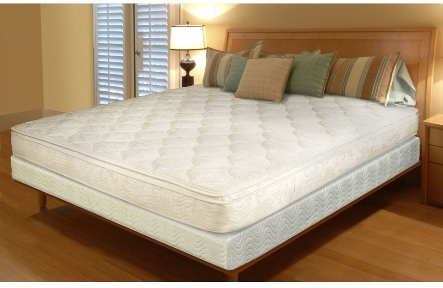 Clean your mattress. The best way to do this is use your steam cleaners attachment and clean your mattress. Other ways if you don't have one are sprinkling baking soda on the mattress and rub it in. It soaks up all odors. Then vacuum it up. You can also put a drop or two of essential oil for scents.