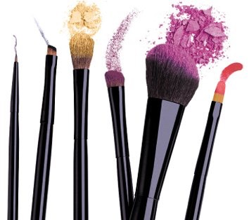 Since the shampoo comes in a big bottle, you can always use it to clean makeup brushes!!