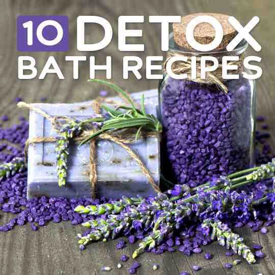 A detox bath is a way to help cleanse the body, relax the mind, and provide extra support to various systems of the body. There are different types of detox baths that you can take, each with their own goal and benefits provided. Some of them are pretty classic, others are baths you might not have
