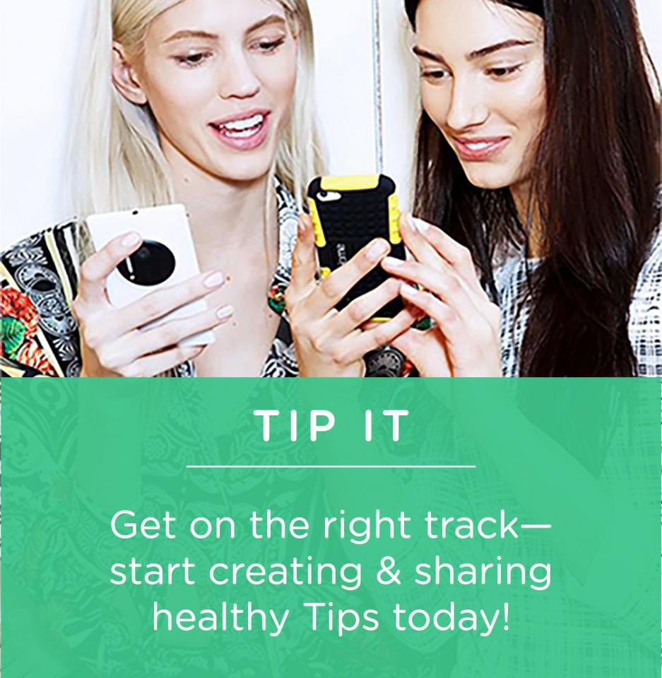 We're rooting for you! Get on the right track— start creating & sharing healthy Tips today! From the latest skincare tip, fitness routine, healthy recipe, makeup how-to, parenting hack or lifestyle tool- Musely has it all.